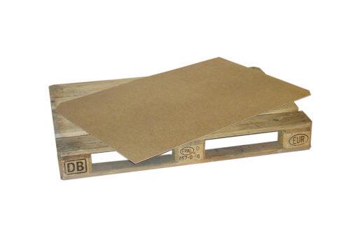 Mellanlägg i hardboard